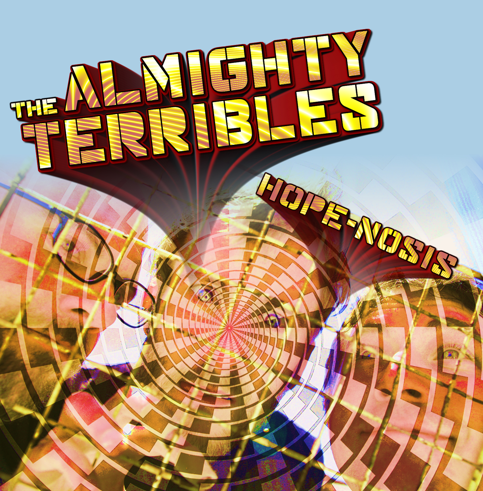 THE ALMIGHTY TERRIBLES - HOPE-NOSIS
