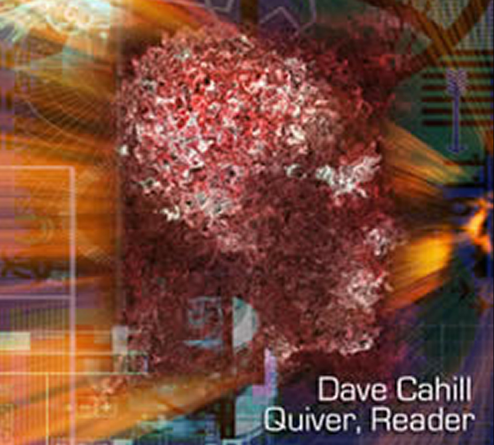 "Dave Cahill ""Quiver, Reader"""
