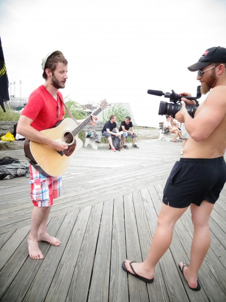 """Dave Cahill & Adam Kokesh DMT Song """"Freaking Out"""""""