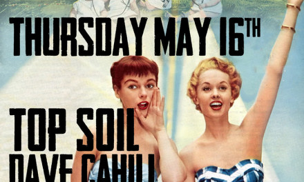 Wicked Show on May 16 with Top SoiL
