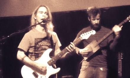 Cigar Box Guitar Jam with Tim Reynolds TR3