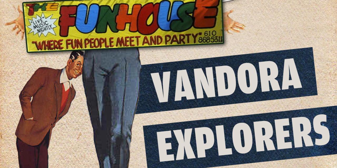 May 22nd at The Funhouse