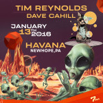 Tim Reynolds & Dave Cahill January 13 at Havana