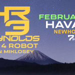 Tim Reynolds TR3 w/ Hot 4 Robot & Evan Miklosey