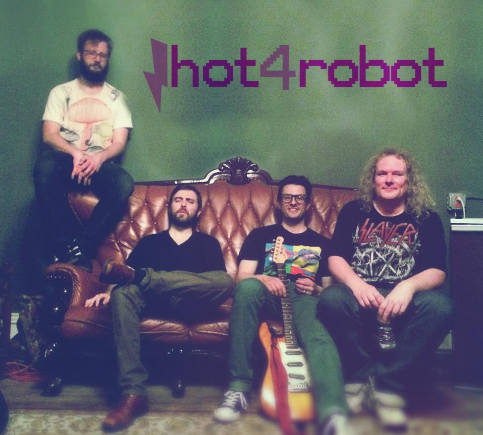 Hot 4 Robot