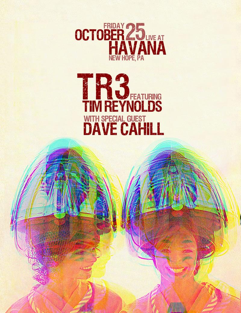 Tim Reynolds TR3 Dave Cahill